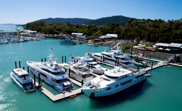 Superyacht Maintenance at Abellpoint Marina