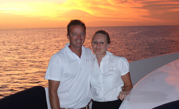 Daniel Howcroft, owner Whitsunday Superyacht Services