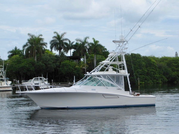 40ft cabo ex